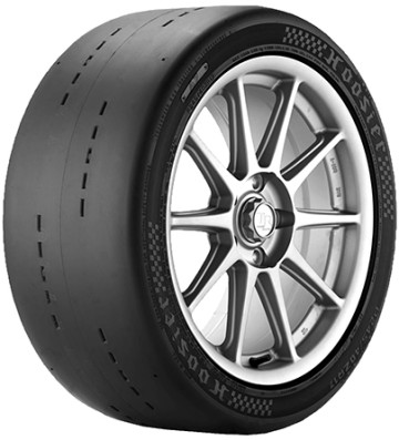 Hoosier Racing Tire DOT Sports Car Radial A7 and R7
