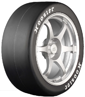 Hoosier Racing Tire Radial Roadrace Slick R75A